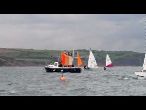 Weymouth SC - dinghy start